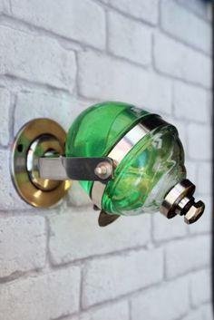 Retro Style Wall Mounted Liquid Soap Dispenser