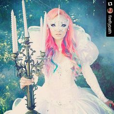 Yes I know it's a My Little Pony cosplay, but a woman can still dream, can't she?? #Repost from @fireflypath ・・・ 2013's @lojmasquerade was very My Little Pony themed with our Princess Celestia-inspired Masquerade Ballgown