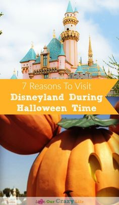 Visit the Disneyland Resort during the fall to enjoy all the Halloween time festivities. Here are 7 reasons why you should visit, plus some great tips!