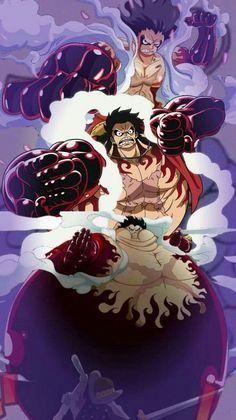 All luffy 's gear 4 forms:Tank,bounce and Snake One Piece Manga, One Piece Figure, One Piece Drawing, One Piece World, One Piece 1, One Piece Luffy, Otaku Anime, Anime One, Manga Anime