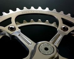 Campagnolo Super Record Chainwheel 53 / 42 Rings