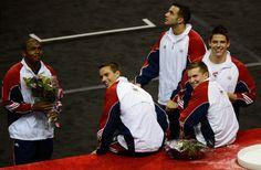 Go USA men's gymnastics