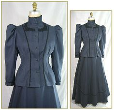 Victorian Edwardian Clothing | Books on authentic costume, fashion, uniforms, customs and