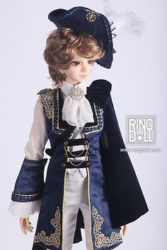 Ring Doll Official Outfits - BJD Dolls, Accessories - Alice's Collections
