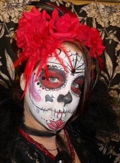 Halloween, Dia de los Muertos  --Day of the Dead