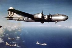 US Army AF - Boeing B-29 Superfortress - 9th Bomb Group, 20th Air Force