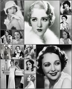 Bebe Daniels (January 14, 1901 – March 16, 1971) Bebe Daniels, January 14, Actor Photo, Hollywood Actresses, Classic Hollywood, Golden Age, Goddesses, Broadway, Photo Wall