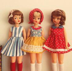 Tammy dolls