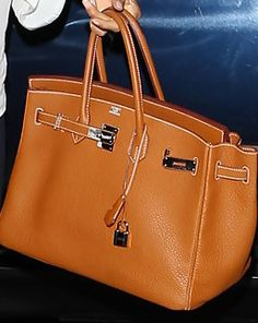 Not a fan of the color but I will own a Hermes bag....some day.