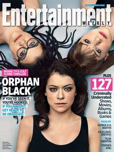 This Week's Cover: The criminally underrated 'Orphan Black' | EW.com