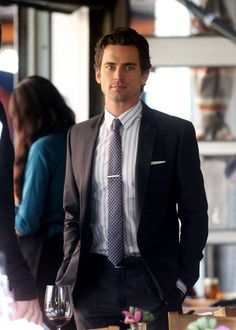 @Barbara Acosta Moreno Elegante Dress yourself well, act cool & be a gentleman - Gentleman's Pinterest