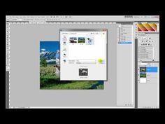Photoshop CS5 - Vrstvy 1/2 - YouTube