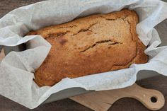 Stupidly Easy Banana Bread
