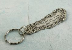Destined for Greatness  Key Chain  made with by KathrynRiechert, $15.00