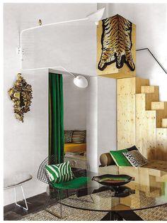 Maison de vacances de l'architecte Laurent Buttazzoni
