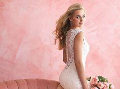 Elegant Lace Mermaid Wedding Dress - Uniqistic.com
