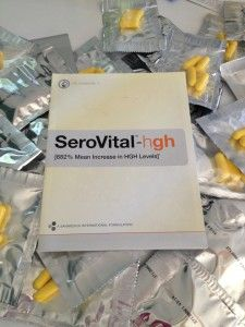 SeroVital hGH – a review by a beauty guru. Going to try. Featured on Dr Oz