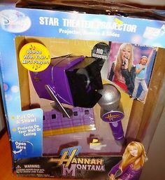 This sale is for Disney Hannah Montana Star Theater Slide Projector. Projector with built in speaker. Can be used with your Player. Cartoon Network Adventure Time, Adventure Time Anime, Hannah Miley, Weird Facts, Crazy Facts, Art Kits For Kids, Miley Stewart, Bloom Winx Club, Amazing Life Hacks