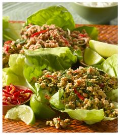 Hmong Chicken Laab