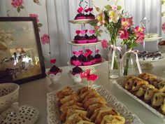 Madrinhas de casamento: O chá de panela lindo da Desirée!