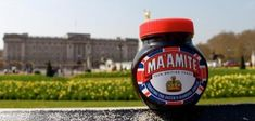 To toast the Queen's Jubilee, Marmite has created 'Ma'amite', in an aptly-named PR stunt. I'm not sure whether the product will be widely available or if this has just been done for the below image, but either way, hats off to Marmite. God Save The Queen, Marketing Slogans, Royal Recipe, Royal Table, Tenderloin Steak, A Hundred Years, Marmite, Union Jack, Public Relations