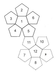 62 best dodecahedron images on pinterest in 2018 sacred geometry