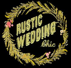 Backyard Weddings - Ideas and decorations for Rustic Country Weddings