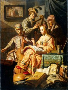 rennaisance musicians
