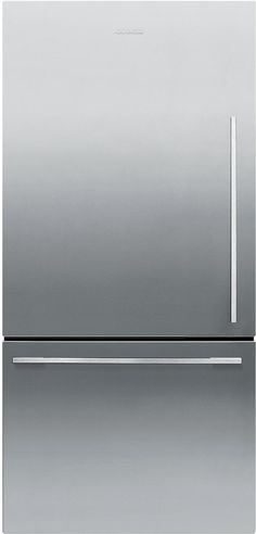 """Fisher Paykel RF170WDLX5 32"""" Counter Depth Bottom Freezer Refrigerator with 17.1 cu. ft. Capacity in Stainless Steel"""