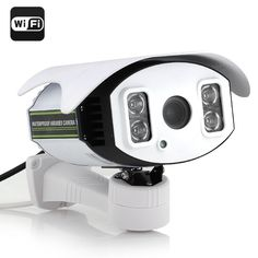 720p IP Security Camera