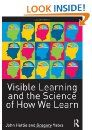 Visible Learning and the Science of How We Learn Visible Learning, Science, Books, Livros, Book, Livres, Science Comics, Libros, Libri
