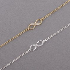 Cheap bracelets for, Buy Quality infinity bracelet directly from China chain bracelet Suppliers: Shuangshuo 2017 New Fashion Infinity Bracelet for Women with Crystal Stones Bracelet Infinity Number 8 Chain Bracelets bileklik Bracelet Infinity, Armband Infinity, Infinity Charm, Stone Bracelet, Love Bracelets, Silver Bracelets, Fashion Bracelets, Bangle Bracelets, Fashion Jewelry