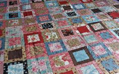 Playing in the Attic: Let's talk Quilts