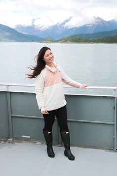 What to Pack For An Alaskan Cruise Cruise Pictures, Cruise Travel, Cruise Vacation, Vacation Pics, Vacations, Cruise Outfits, Cruise Wear, Vacation Outfits, Tennessee Vacation
