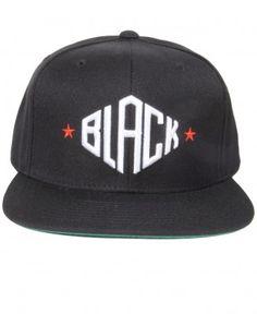 3871cca23da Black Scale - Mono Snapback Cap -  36