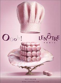 Peter Lippmann pour Lenôtre 2012 #jetudielacom