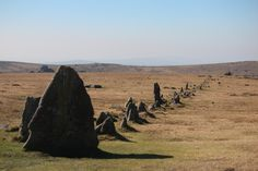 ancient standing stones dartmoor
