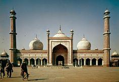 Juma Masjid by Bridgeman Art Library