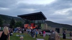 Avon Live!  Free concerts in the park.