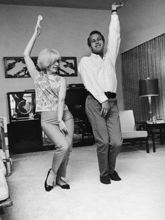 Joanne Woodward and Paul Newman by  Unknown Artist