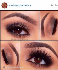 Ideas for the brown-eyed girl ;)