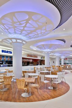 Rzeszów City Center, Shopping Mall, Interior, Rzeszów-Poland