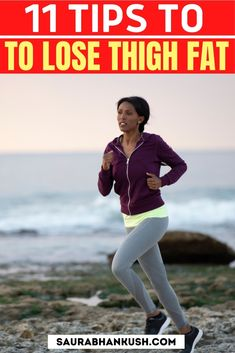 My these 11 tips to lose thigh fat for women are really good. My sister says she use these tips to lose inner thigh fat and they are all natural. Lose Thigh Fat Fast, Inner Thigh Muscle, Tone Thighs, Ripped Body, Thigh Muscles, Facial Exercises, Anti Aging Facial, Stubborn Fat, Double Chin