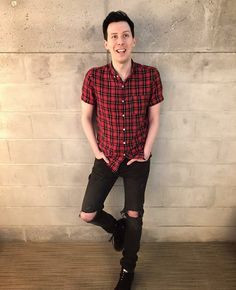 Phil in ripped jeans, me crying, Dan And Phill, Phil 3, Tyler Oakley, Amazingphil, Danisnotonfire, Shane Dawson, Phil Lester, Dan Howell, Phan
