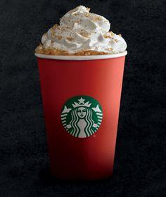 Toffee Nut Latte Starbucks Holiday Drinks, Starbucks Menu, Starbucks Frappuccino, Starbucks Coffee, Christmas Drinks, Coffee Love, Hot Coffee, Drink List, Cookies