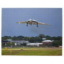Avro Vulcan Jigsaw Puzzle