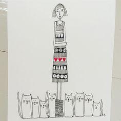 #illustration#illustrator #illustrations #illustrationoftheday #myart #instaart #sketching #sketchbook #sketch #illustrationart #tegning#doodle#graphic#artgallery #instaillustration #gallery#modernart #galleri#drawing#pen#pencil#paper#art#contemporaryart #pendrawing#artsy#kunst#illustrationart