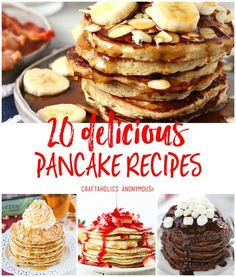 Add syrup, eggs, sugar and BAM breakfast is served!