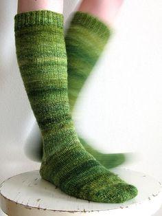 Pigeonroof Socks by terhimon on flickr
