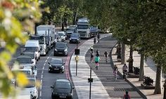 Cycle lanes don't cause traffic jams: they're part of the solution